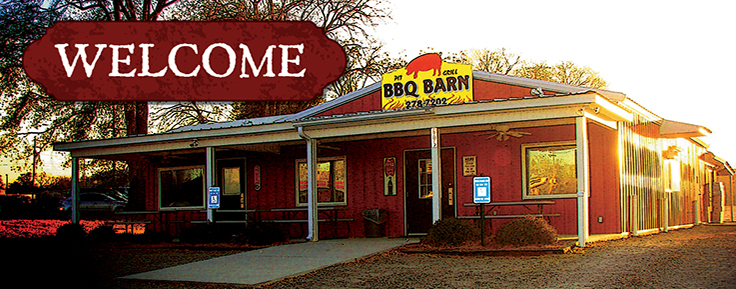 Welcome to the BBQ Barn